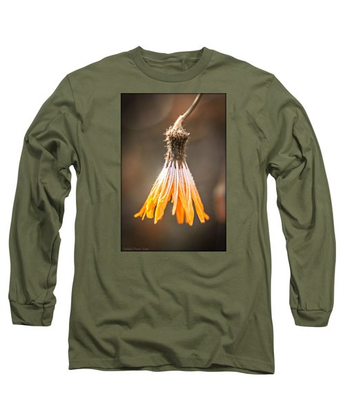 Near The End Long Sleeve T-Shirt by Michaela Preston