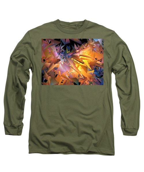 Nearing Long Sleeve T-Shirt by Ludwig Keck