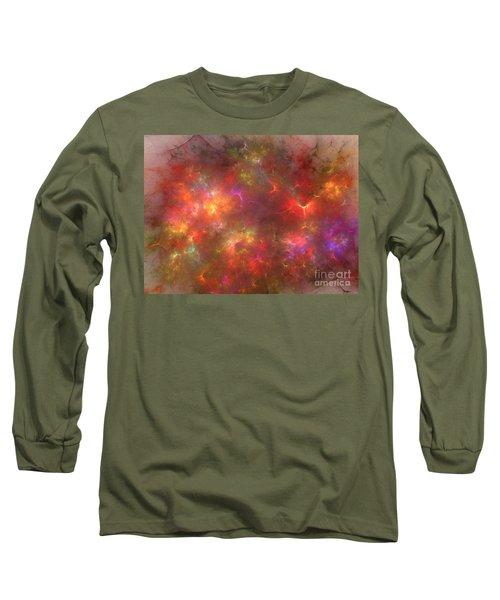 Nebula Long Sleeve T-Shirt by Kim Sy Ok