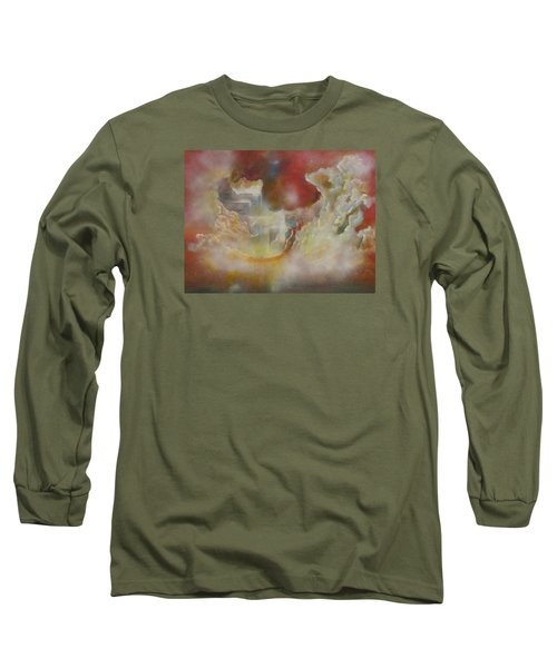 Nebulous Long Sleeve T-Shirt