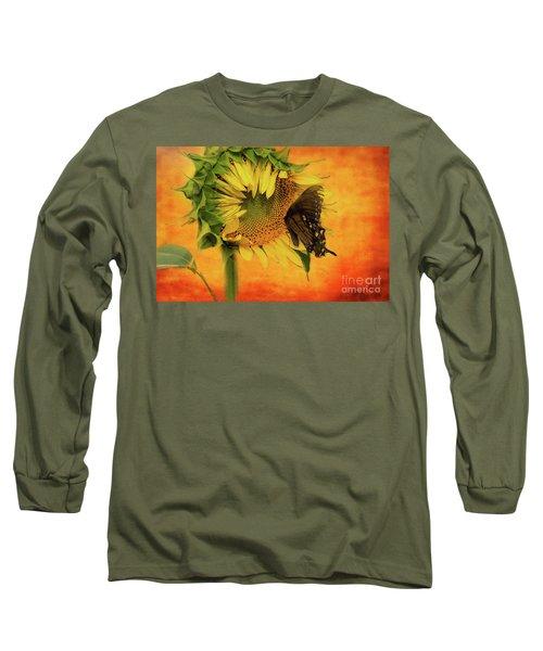 Nectar Time Long Sleeve T-Shirt by Geraldine DeBoer