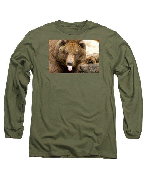 Neener-neener Long Sleeve T-Shirt