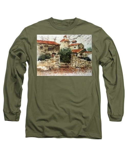 Neighbors Gate Long Sleeve T-Shirt