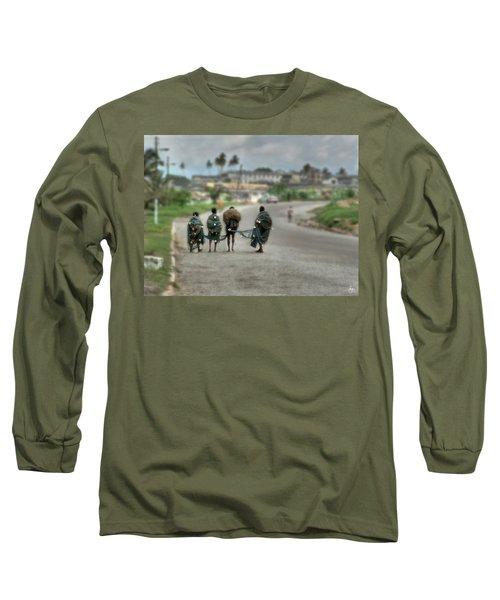 Net Boys Long Sleeve T-Shirt