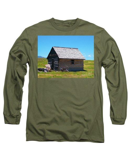Nevada Homestead Long Sleeve T-Shirt