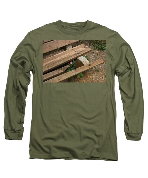 Never Fading Nature Long Sleeve T-Shirt