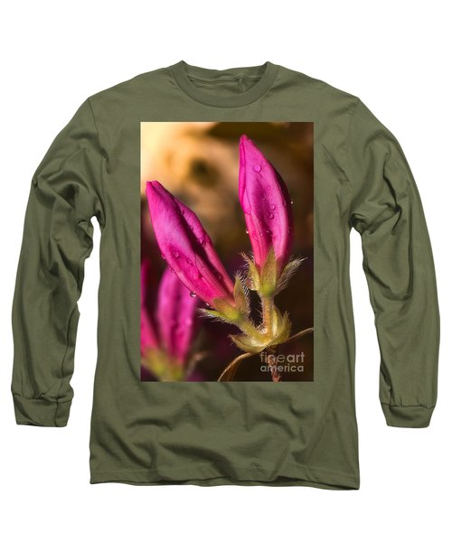 Long Sleeve T-Shirt featuring the photograph New  by Brian Wright