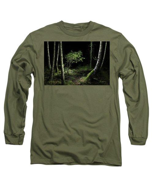 New Growth - Birch Sapling Long Sleeve T-Shirt