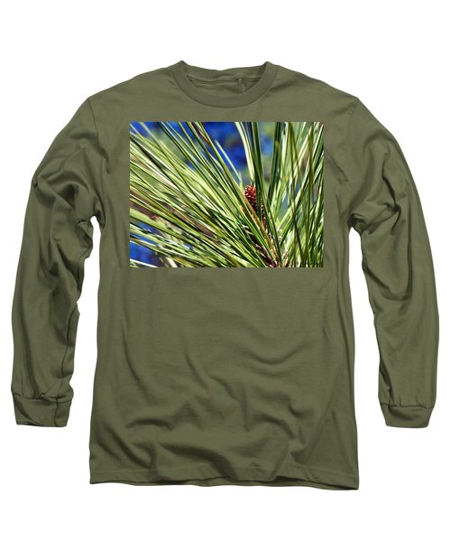 Long Sleeve T-Shirt featuring the photograph New Life by Betty Northcutt