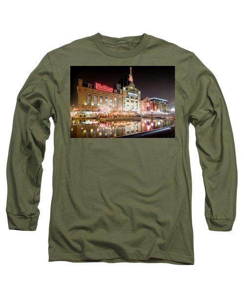 New Life Of Old Power Plant Long Sleeve T-Shirt