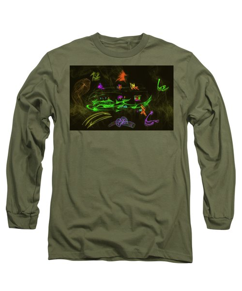 New Wold #g9 Long Sleeve T-Shirt