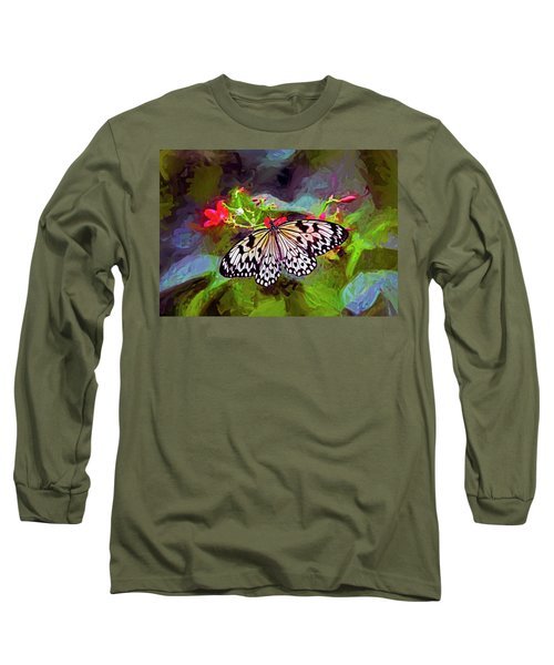 New World Coming To Life Long Sleeve T-Shirt