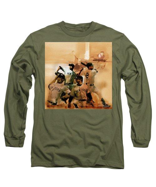 New York Yankees  Long Sleeve T-Shirt by Gull G