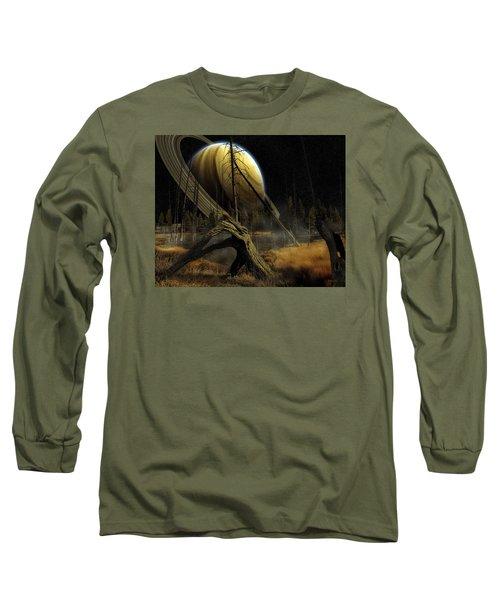 Nibiru Long Sleeve T-Shirt by Mark T Allen