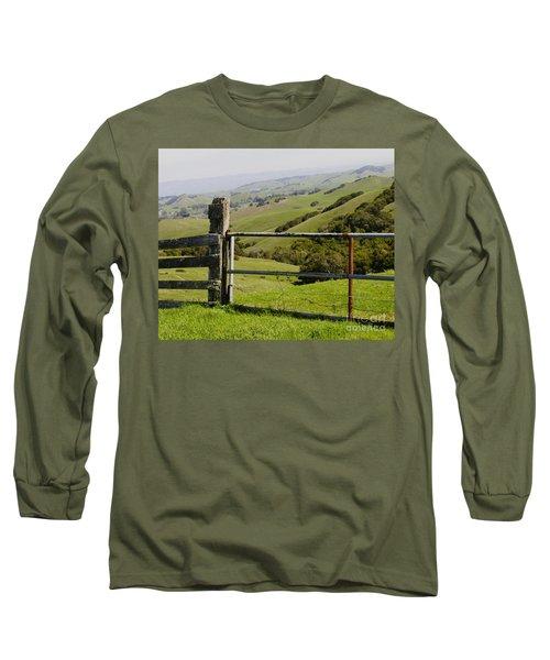 Nicasio Overlook Long Sleeve T-Shirt