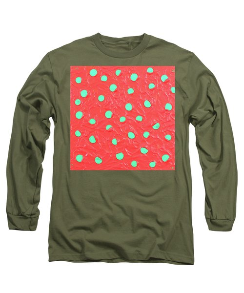 Nickels And Dimes Long Sleeve T-Shirt by Thomas Blood