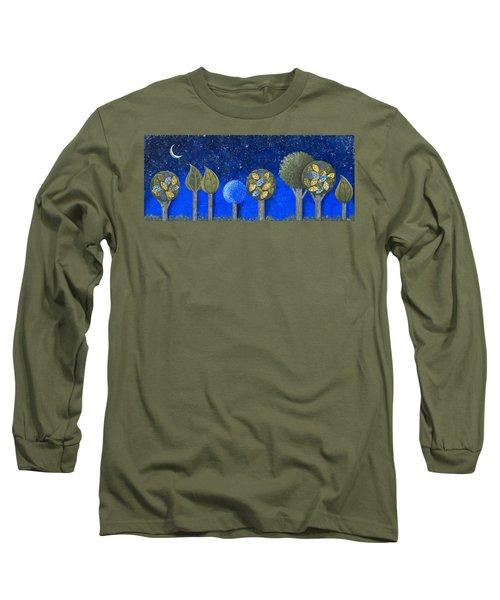 Night Grove Long Sleeve T-Shirt