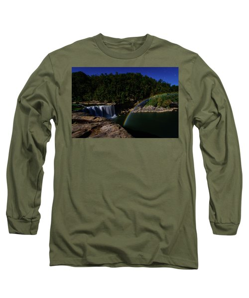 Night Lights Long Sleeve T-Shirt