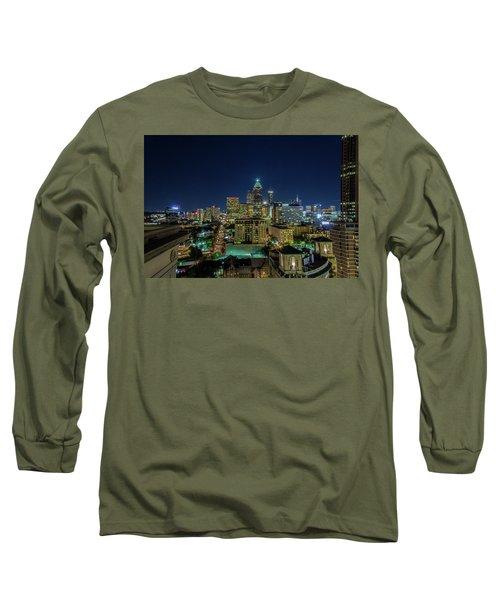 Night View 2 Long Sleeve T-Shirt