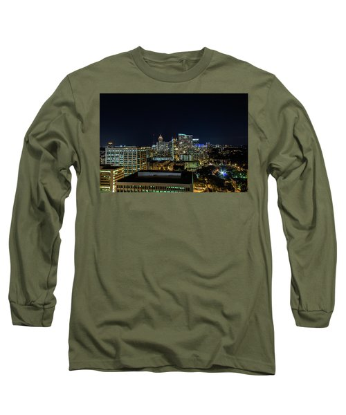 Night View  Long Sleeve T-Shirt