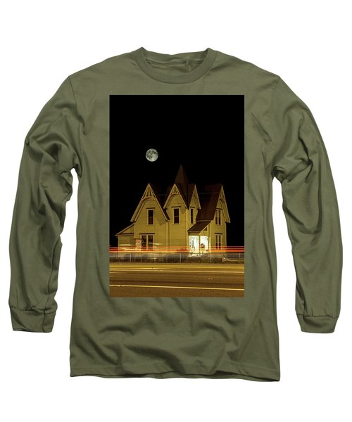 Night View Long Sleeve T-Shirt