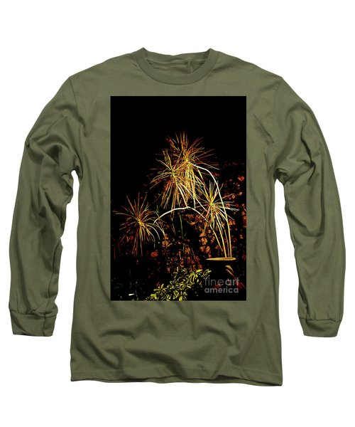 Long Sleeve T-Shirt featuring the photograph Nightmares Are Made Of This by Al Bourassa