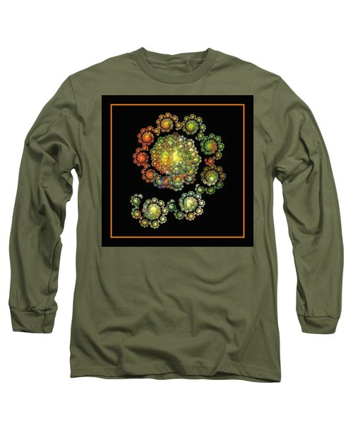 Nine Ladies Dancing  Long Sleeve T-Shirt
