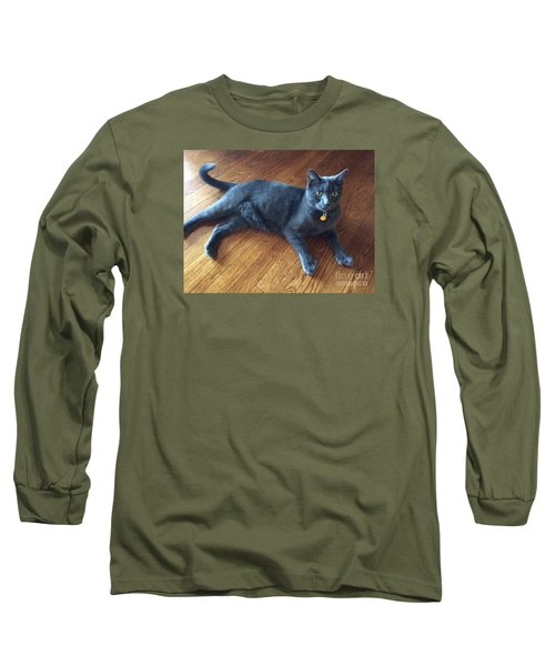 Nine Lives  Long Sleeve T-Shirt