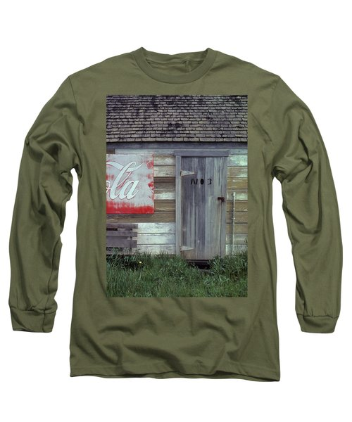 Long Sleeve T-Shirt featuring the photograph No. 3 by Laurie Stewart
