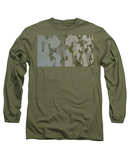 No Camouflage Long Sleeve T-Shirt
