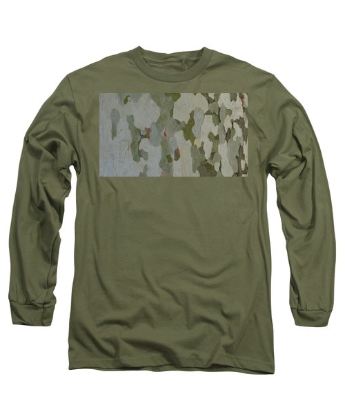 Long Sleeve T-Shirt featuring the photograph No Camouflage by August Timmermans