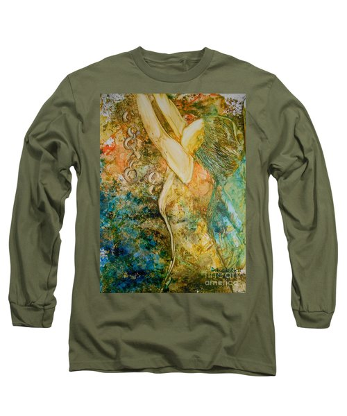 No Longer A Slave To Fear Long Sleeve T-Shirt