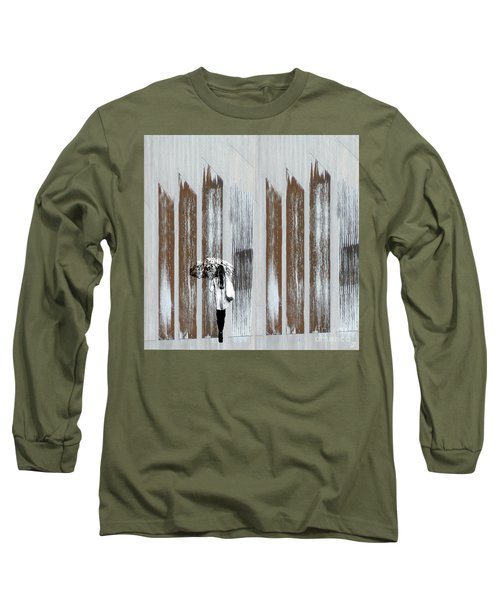 Long Sleeve T-Shirt featuring the photograph No Rain Forest by LemonArt Photography