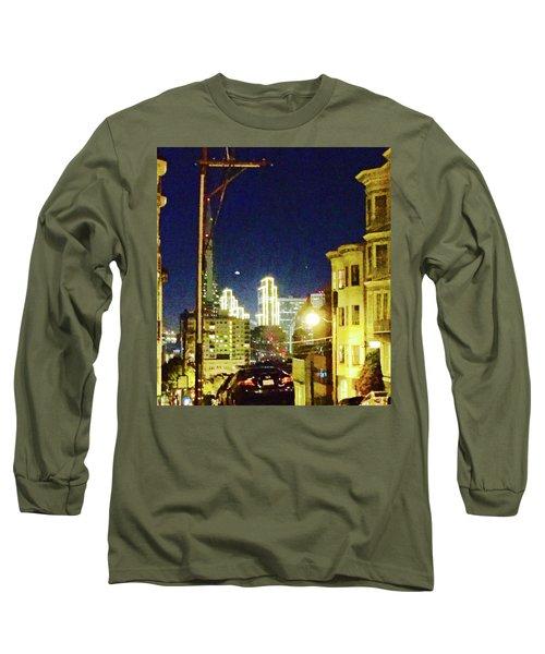 Nob Hill Electric Long Sleeve T-Shirt