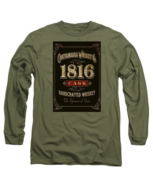 Nooga Whiskey Long Sleeve T-Shirt