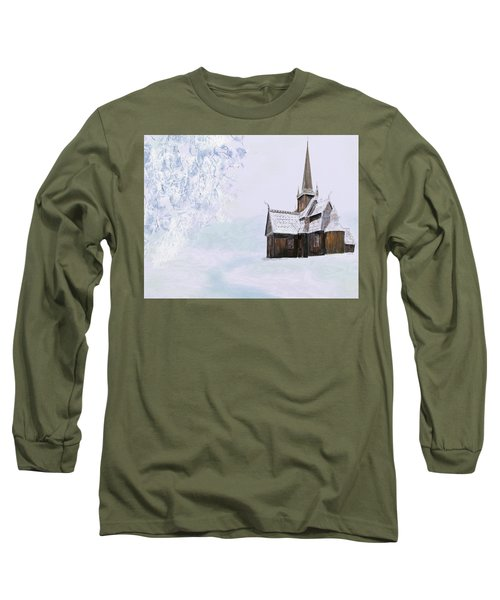 Norsk Kirke Long Sleeve T-Shirt