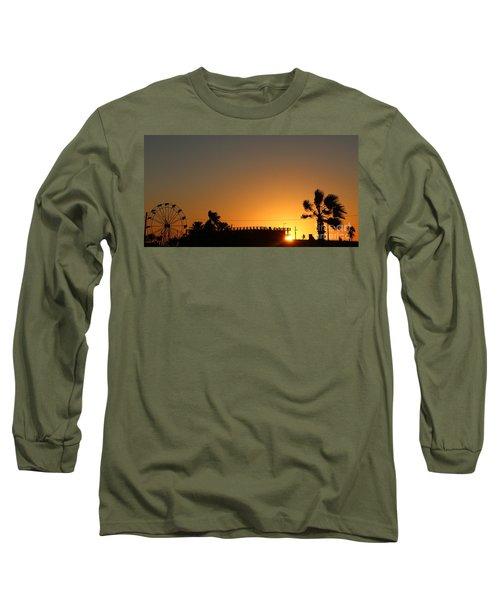 North Beach Sunset Long Sleeve T-Shirt