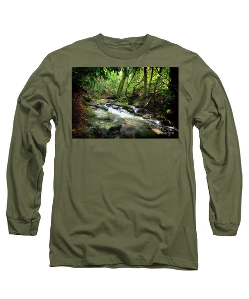 North Georgia Mountains  Long Sleeve T-Shirt