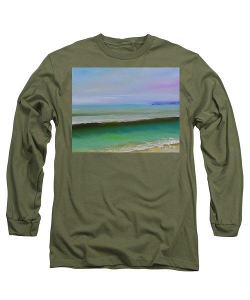 North To Dana Point Long Sleeve T-Shirt