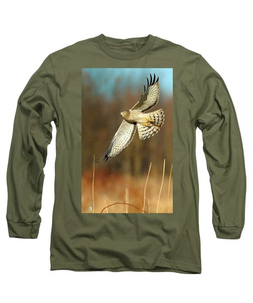 Northern Harrier Banking Long Sleeve T-Shirt