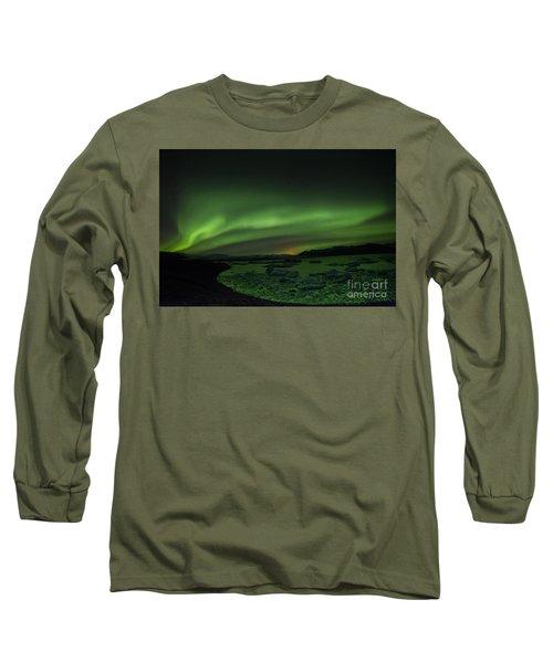 Northern Lights 3 Long Sleeve T-Shirt