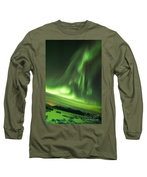 Northern Lights 5 Long Sleeve T-Shirt
