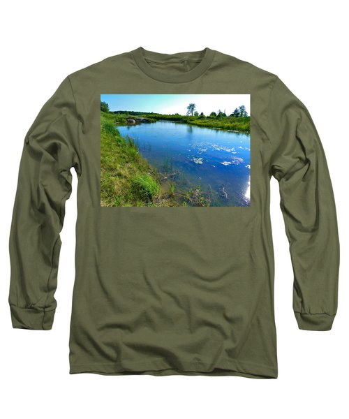 Northern Ontario 3 Long Sleeve T-Shirt