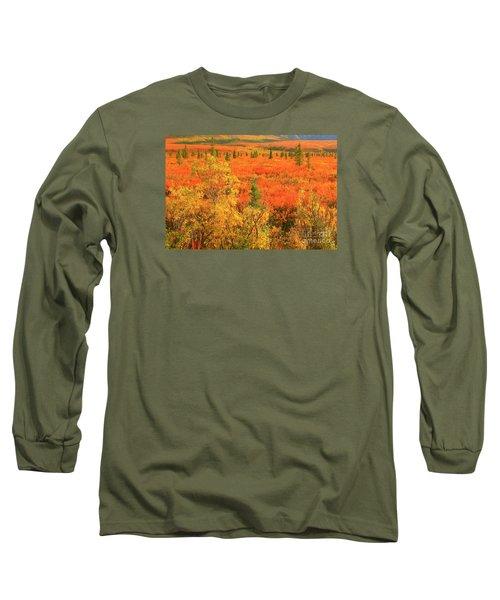 Northern Tundra Long Sleeve T-Shirt