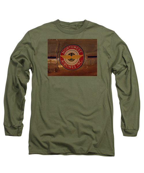 Northwest Airlines 1 Long Sleeve T-Shirt