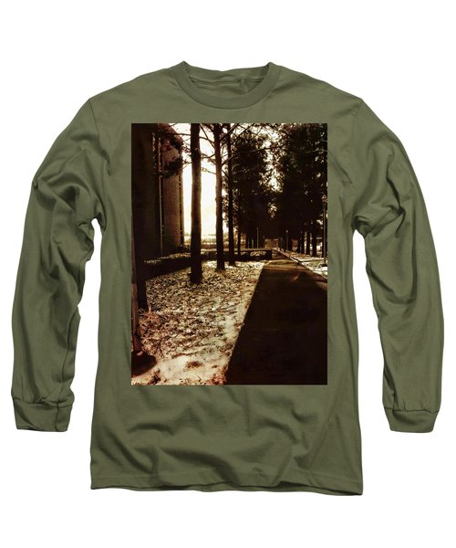 Northwest Passage Long Sleeve T-Shirt
