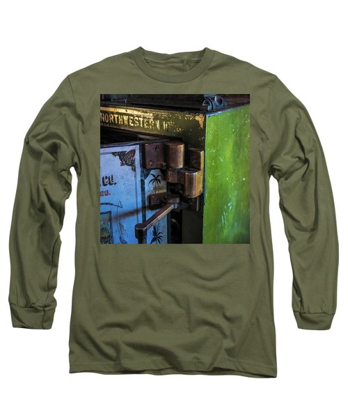 Long Sleeve T-Shirt featuring the photograph Northwestern Safe by Paul Freidlund