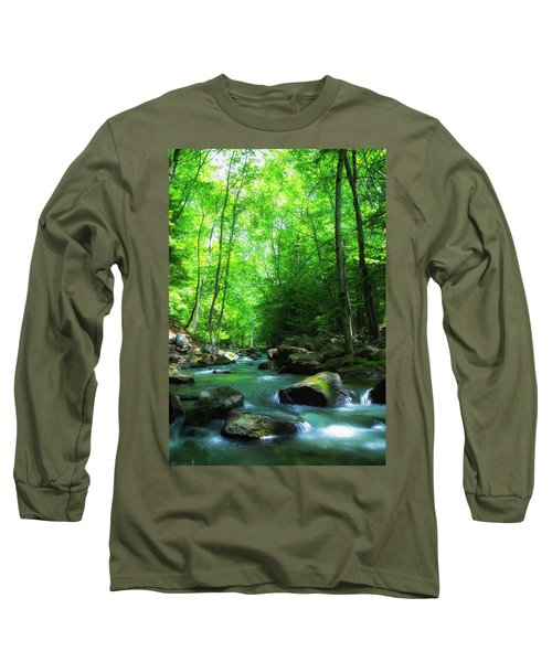 Northwood Brook Long Sleeve T-Shirt