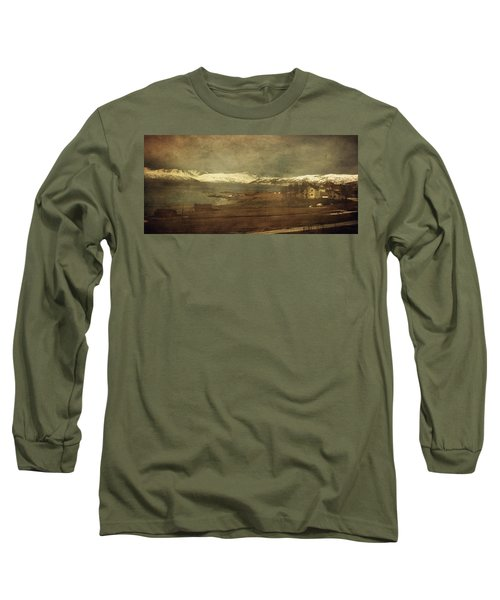 Norwegian Coast Long Sleeve T-Shirt