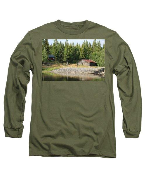 Norwegian Forrest Long Sleeve T-Shirt